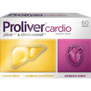 Aflofarm  Proliver cardio 60 tablet