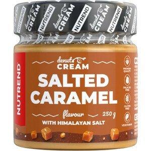 Nutrend Denuts Cream, Slaný karamel 250g