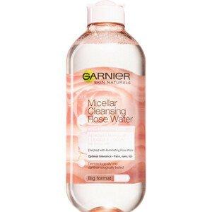 GARNIER Skin Naturals micelární voda s růžovou vodou 700ml