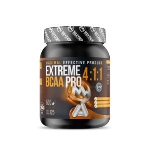 MAXXWIN Extreme BCAA PRO 4:1:1 500 kapslí