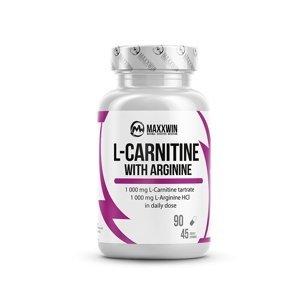 MAXXWIN L-carnitine arginine 90 kapslí