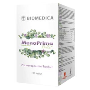 Biomedica  MenoPrima Bella 120tbl.