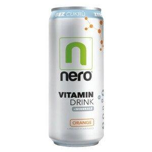 Nero Active drink ZERO pomeranč 330ml