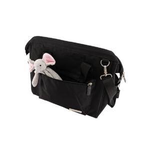 Twistshake Přebalovací taška 15l Černá