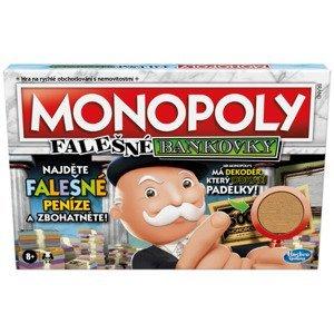 Hasbro Monopoly Falešné bankovky 1ks