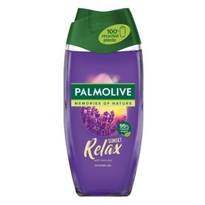 Palmolive Memories of Nature Sunset Relax sprchový gel 250ml