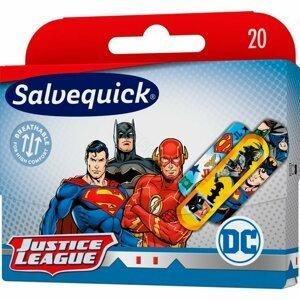Salvequick Náplast pro děti Justice League 20ks