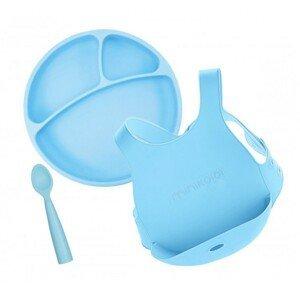 Minikoioi Set na stolování - Blue