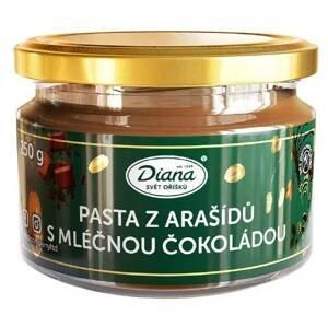 Diana Company Pasta z arašídů s mléčnou čokoládou 250g