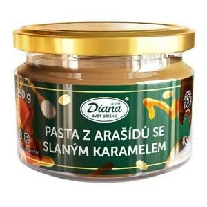 Diana Company Pasta z arašídů se slaným karamelem 250g