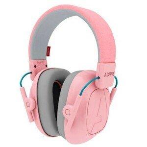 ALPINE hearing protection  Alpine Izolační sluchátka Muffy 2021 růžová