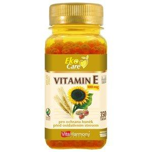 VitaHarmony, s.r.o.  VitaHarmony VE Vitamin E 100 mg - 350ks