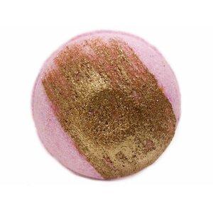 GOODIE s.r.o.  GOODIE Bath Bomb - Rose Gold 140g