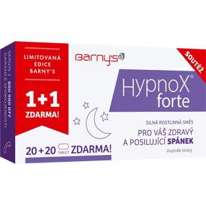 Barny's  Barnys HypnoX forte 20+20 tablet zdarma