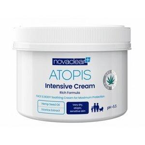 Biotter Atopis Intenzivně promašťující krém na obličej a tělo 500ml