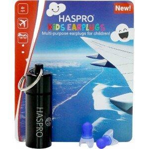 Haspro Fly dětské špunty do uší do letadla 1 pár