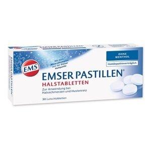 Emser Pastillen  Emsské pastilky bez mentolu 30 ks