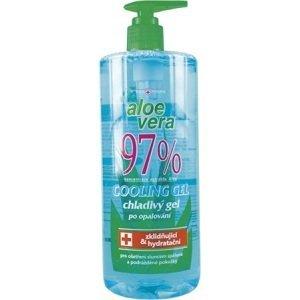 VivaPharm  Aloe Vera 97 % chladivý gel po opalování 500ml