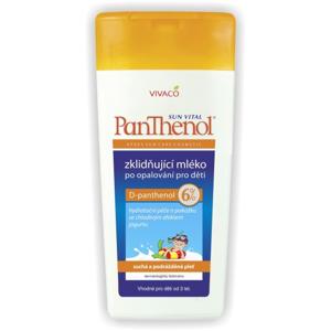PANTHENOL 6% zklidňující mléko po opalování pro děti 200ml