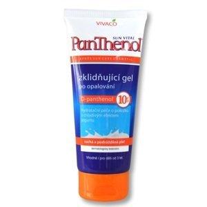 Vivaco  PANTHENOL 10% zklidňující gel po opalování 200ml