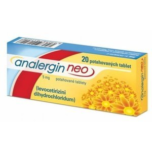 Analergin Neo 5mg 20 tablet