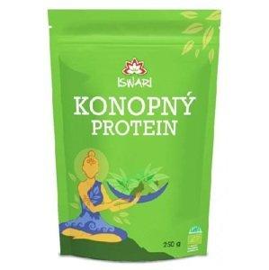 Iswari  BIO Konopný protein 50% 250g