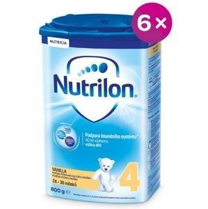 Nutrilon 4 Vanilka 6x800g