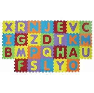 Ludi  Puzzle pěnové 180x150cm písmena