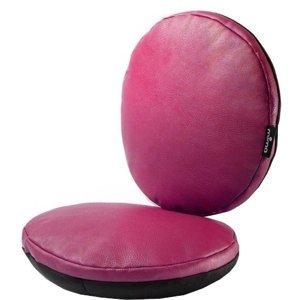 Mima  Sada sedacích polštářků do židličky Moon FUCHSIA