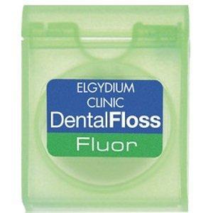 Elgydium Clinic Vosková dentální nit s fluoridem 35m