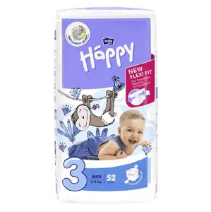 Bella Happy  Bella Baby Happy Midi 5-9kg 52ks