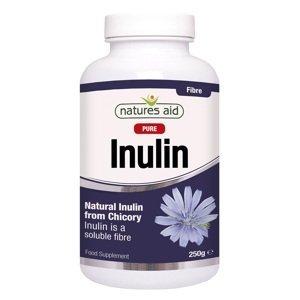 Natures aid  Inulin (100% sypká směs) 250g