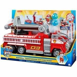 Spin Master Paw Patrol film velký hasičský vůz s efekty