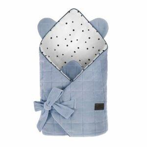 Sleepee Royal Baby Swaddle Wrap Zavinovačka modrá 1ks