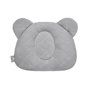 Sleepee Fixační polštář Royal Baby Teddy Bear, šedá