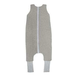 Sleepee Oboustranný spací pytel s nohavicemi Melange Grey S