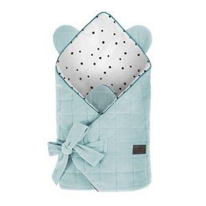 Sleepee Royal Baby Zavinovačka Swaddle Wrap Ocean Mint