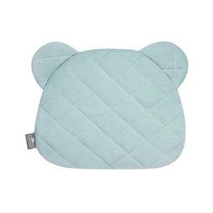 Sleepee Royal Baby Polštář Teddy Bear Pillow Ocean Mint