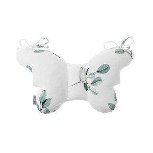 Sleepee Stabilizační polštářek Butterfly pillow Eukalyptus 1ks