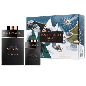 Bvlgari Man in Black Set Eau de Parfume 100ml + Eau de Parfume 15ml
