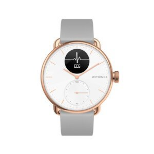 Withings Scanwatch 38mm Chytré hodinky Rose Gold
