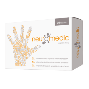 Neuromedic 30 tobolek