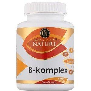 Golden Nature B-komplex Lalmin® 100 kapslí
