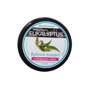Herb Extract Bylinná mast s eukalyptovým olejem 100ml
