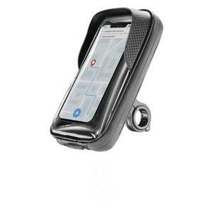 """Cellularline Univerzální držák mobilního telefonu Rider Shield na řídítka do vel. 6,7"""""""