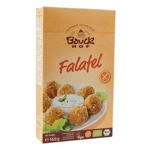 Bauck hof  Falafel 160g, bezlepková směs BIO