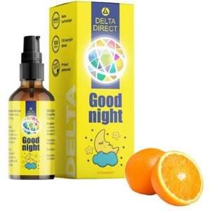 Delta Direct Good night Tekutý s dávkovačem Pomeranč 30ml