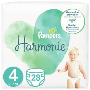 Pampers Harmonie Velikost 4, 28ks