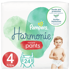 Pampers Pants Harmonie Velikost 4, 24ks