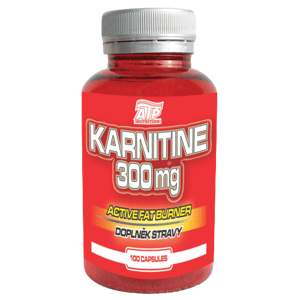 ATP Nutrition Karnitine 300mg 100ks